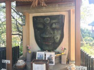 安達店長、上野でセミナーがあったので上野大仏を観てきました。