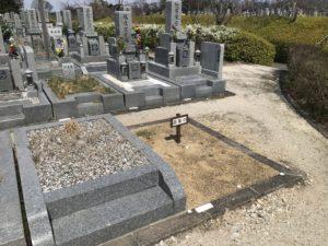 富田林霊園の空き区画