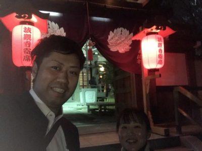 東大阪市、御厨の法観寺寄席でした
