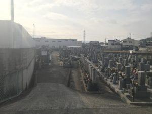 南大伴墓地(富田林市)のお墓