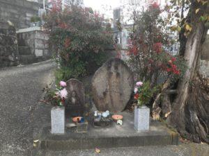 原地区墓地(河内長野市)のお墓
