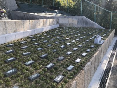 永代供養墓 柏原市 円明町墓地 自然葬
