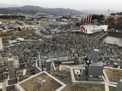 廿山墓地(富田林市)のご紹介