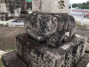 北大伴墓地(富田林市)の力士墓