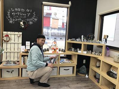 綺麗になった大阪石材南大阪店で墓花の販売やお墓のご相談を承っています