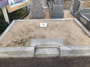 加太墓地(富田林市)の空き区画