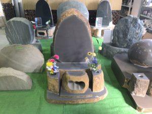 自然石の伊達冠石でお墓を建てるなら大阪石材へ