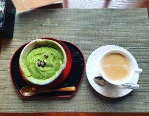 大阪石材南大阪店も真似たい萬福寺のカフェ