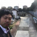 山中田墓地(富田林市)でお墓の建て替え