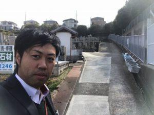 山中田墓地(富田林市)で抜魂式