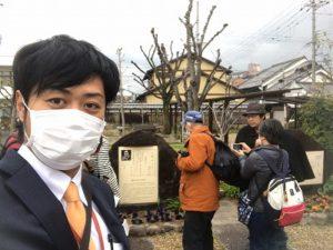 富田林市じない町のまち歩きです