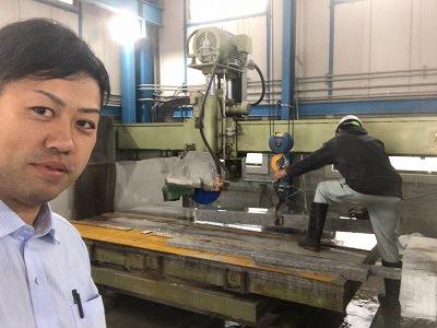 東大阪市の本社工場です