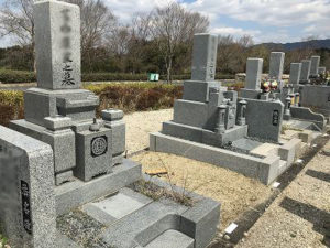 富田林霊園2区の空き区画