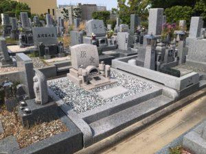 大阪狭山市公園墓地の募集とお墓