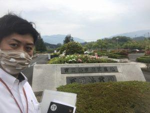 富田林霊園で納骨式と追加彫刻打ち合わせ