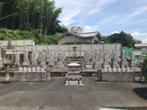 上田墓地(河内長野市)のお墓