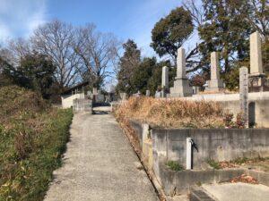 彼方墓地(富田林市)のお墓
