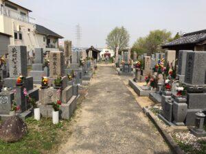 平・新家町墓地(富田林市)の動画