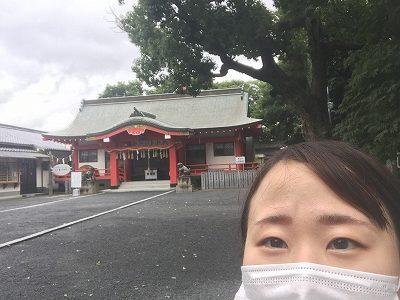 東大阪市吉田にある春日神社