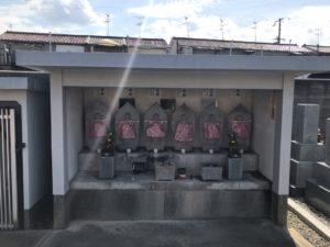新堂墓地(松原市)のお墓