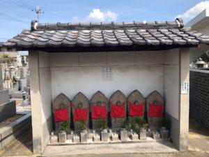 誉田西墓地(羽曳野市)のお墓