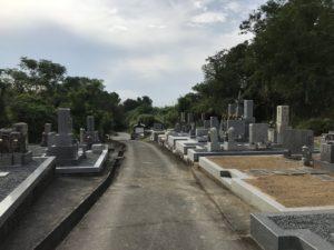 壷井墓地(羽曳野市)のお墓