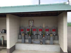 若林共同墓地(松原市)のお墓