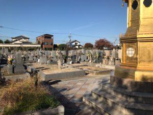 向野御苑(羽曳野市)のお墓