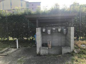 東山墓地(河南町)のお墓