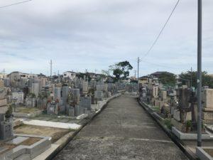 小山墓地(藤井寺市)のお墓