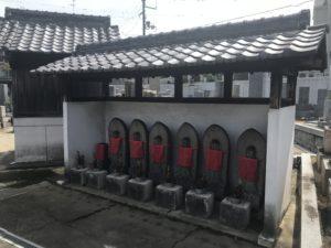 広瀬墓地(羽曳野市)のお墓
