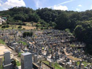 国分東条墓地(柏原市)のお墓