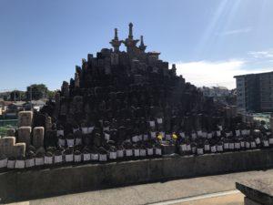 ひやだ墓地(大阪狭山市)のお墓