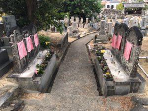今熊墓地(大阪狭山市)のお墓