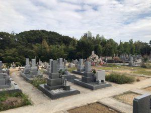 山本共同墓地(大阪狭山市)