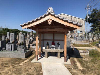 山城墓地(河南町)のお墓