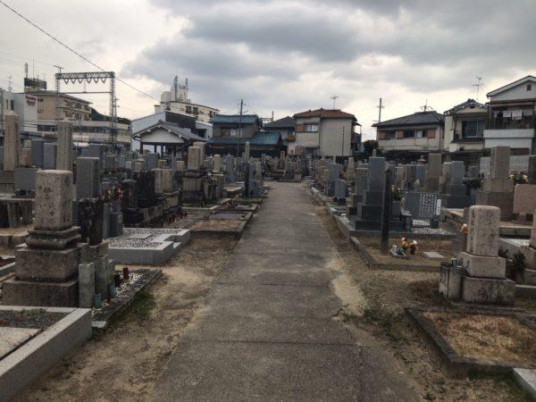 沢田墓地(藤井寺市)のお墓