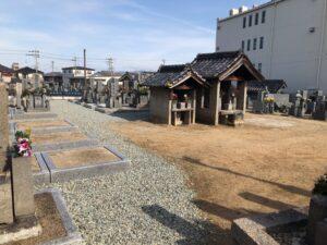 西川墓地(羽曳野市)のお墓