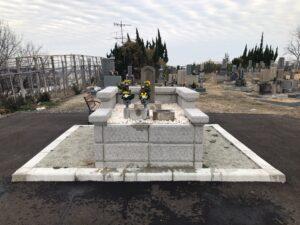 駒ヶ谷墓地(羽曳野市)のお墓
