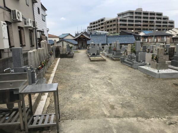 南宮墓地(羽曳野市)のお墓
