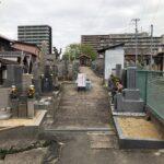 柏原市古町墓地のご紹介。柏原市の霊園お墓案内。