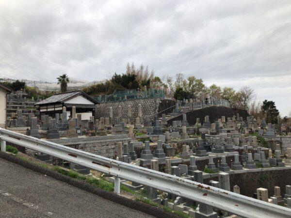 安堂太平寺共同墓地(柏原市)のお墓