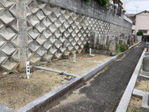 東池尻庄司庵墓地(大阪狭山市)