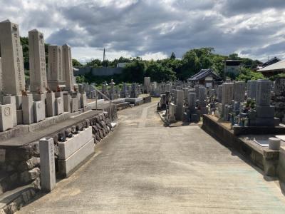 小山田墓地(河内長野市)