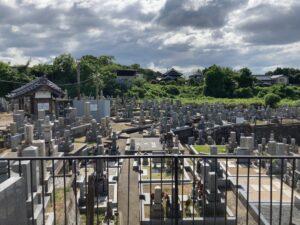 小山田墓地(河内長野市)のお墓