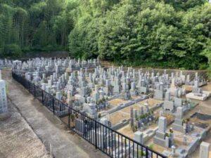 池坂墓地(河内長野市)のお墓