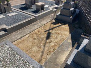松原市三宅霊園でお墓じまい