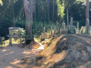 吉年墓地(千早赤阪村)のお墓