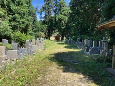 小吹墓地(千早赤阪村)のお墓