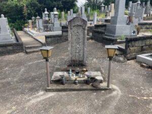 東部共同墓地(河内長野市)のお墓
